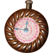 Antique Doll Pocket Watch for Bisque, China Doll