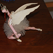 Klumpe Christmas Angel Doll/Ornament/Decoration Vintage