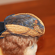 Antique Hat for Smaller Bebes