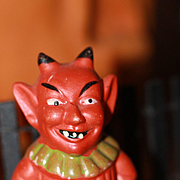 Halloween Devil Guy Made in Japan