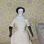 1860s China Doll 3 Sew Holes