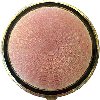 Foster and Bailey Pink Double-sided Compact