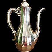 Antique Silver Plate Tiffany & Co Tea Pot