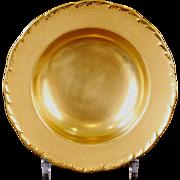 9 Gold Minton Soup Bowls