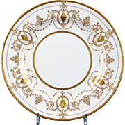 11 Minton for Tiffany Neoclassical Style Plates