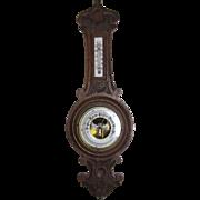 American Oak Barometer