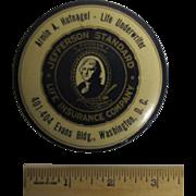 Advertising Mirror-Jefferson Standard Life Insurance Company