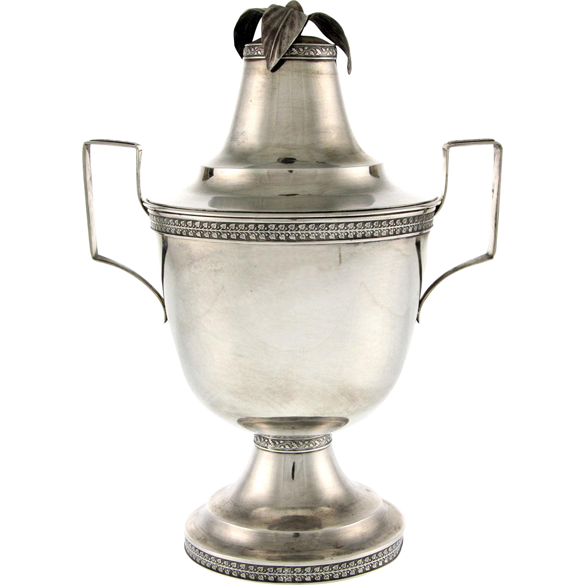 Silver Trophy Cup and Cover, Anders Gustaf Grenman, Vaasa, Finland, Circa 1814