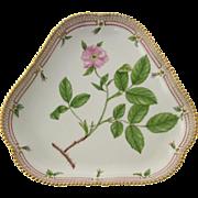 Royal Copenhagen Flora Danica Rosa Carelica Fr Porcelain Bowl.