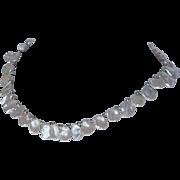 Wedding jewelry fresh water petal pearl necklace