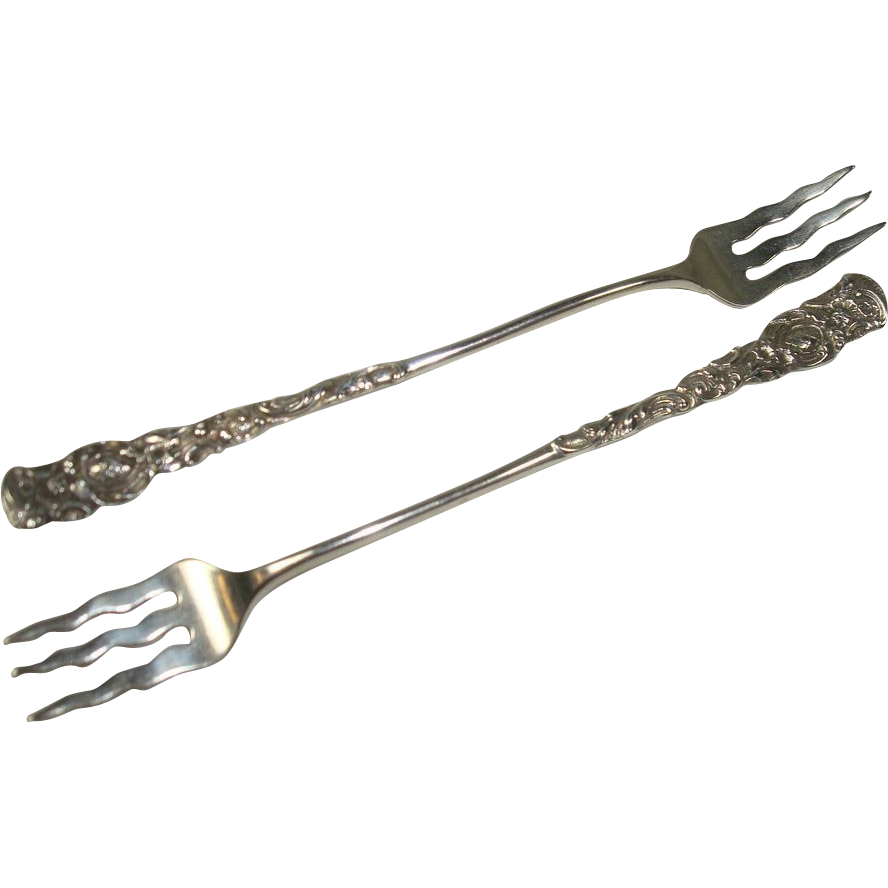CLOSEOUT!!!!!    Old Gorham 1890 Pattern 29 Seafood Fork
