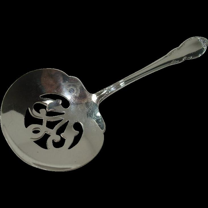 Lunt 1941 Modern Victorian Bon Bon Spoon