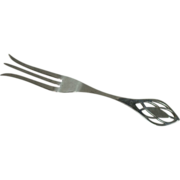 Manchester Pierced Handle Lemon Fork