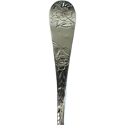 Towle 1882 No. 43 Sterling Floral Teaspoon