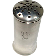 CLOSEOUT!!!!  Frank W Smith Silver Salt or Pepper Shaker