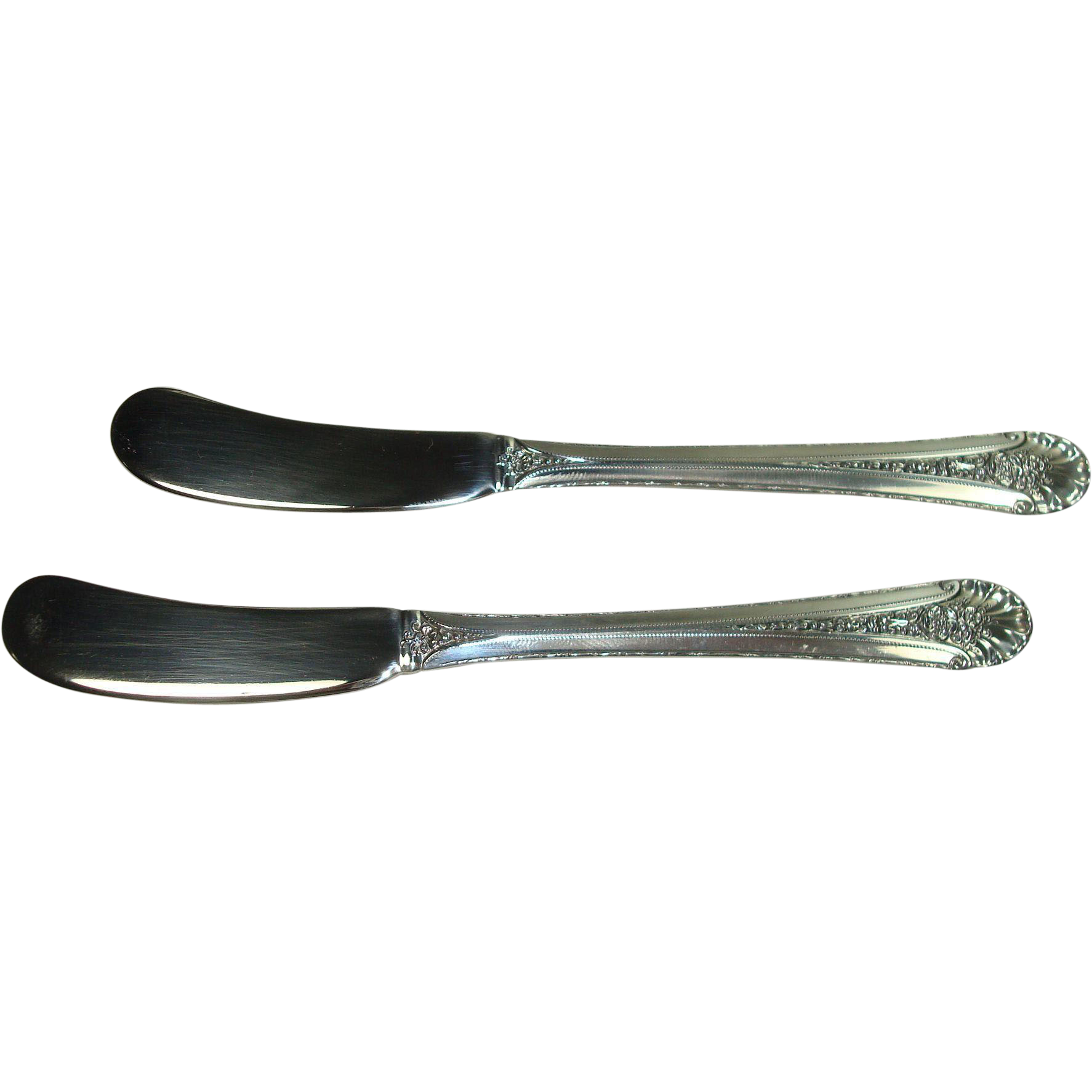 Towle 1935 Royal Windsor Flat Handled Butter Spreaders