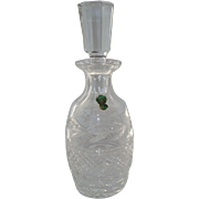 Waterford Crystal Glandore Pattern Decanter
