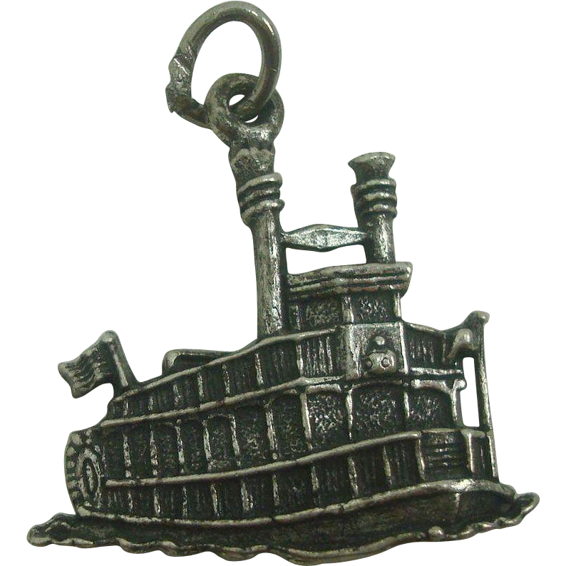 Sterling Indiana Beach Lake Shafer Monticello Indiana Riverboat Charm