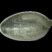 St Josephs Academy Adrian Michigan Souvenir Spoon