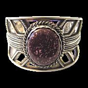 Streiff St. Gallen Switzerland Silver Bracelet Bangle signed dst