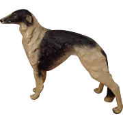 MORTENS STUDIO BORZOI DOG SCULPTURE