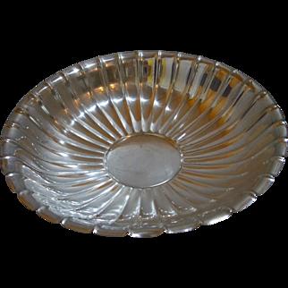 Gorham Sterling Silver Large Fluted Bowl #317