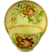 """King's Rose"" pattern Cup & Saucer"