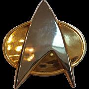 Star Trek The Next Generation Communicator Badge