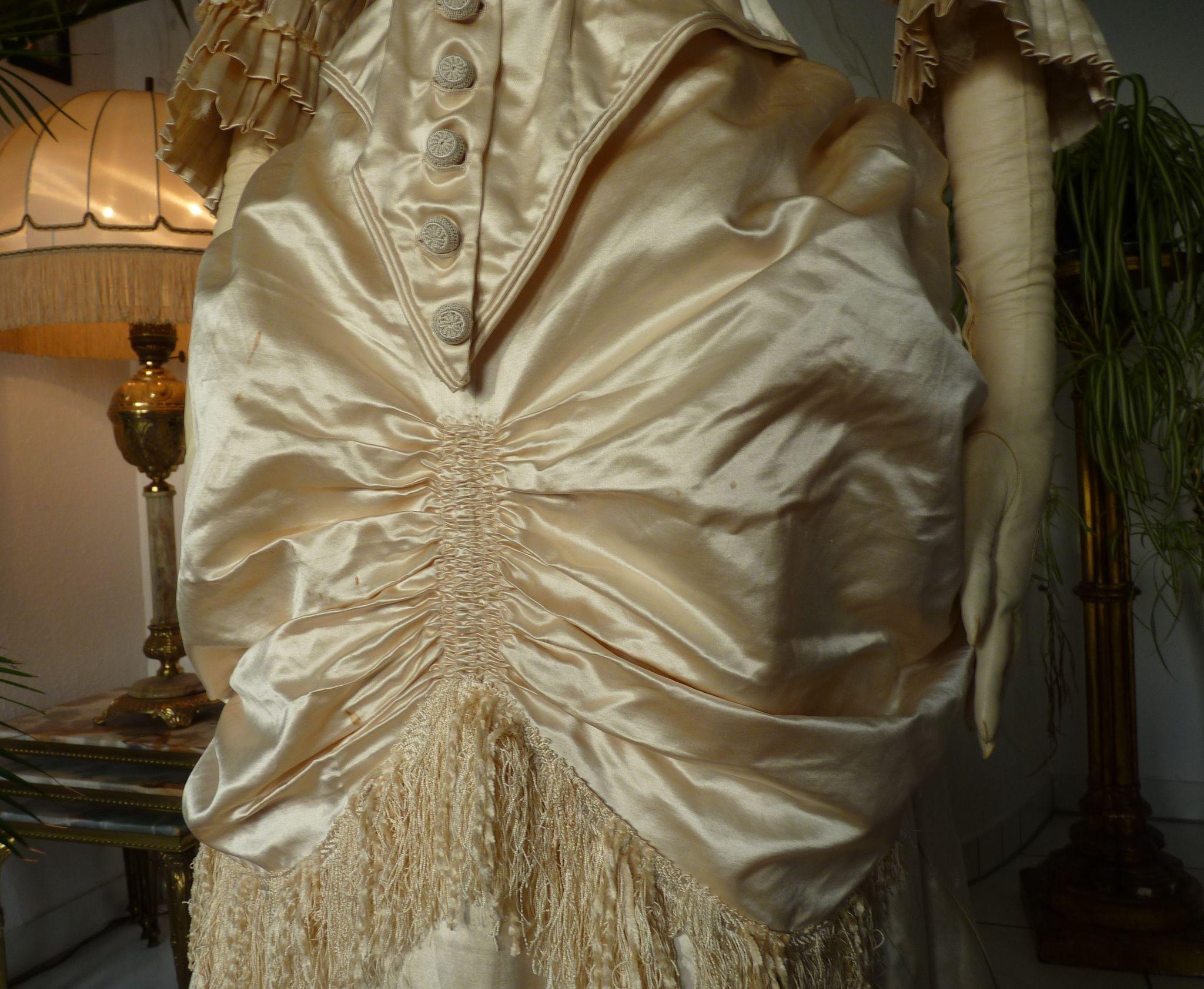 Antique Dress Antique Gown Victorian Dress Bridal Dress