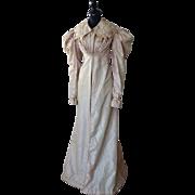Empire Pelisse Coat, Antique Coat, Antique Mantle, Empire Dress, Gown, ca. 1820