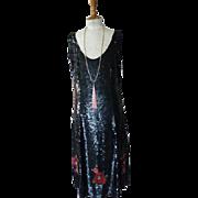 Dance Dress, Flapper Dress, Gown, Evening Gown, France, ca. 1927, 1920s, 20s