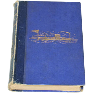 The Story of the US Navy by Lossing Antique Hardcover Book Very Rare Title 1881
