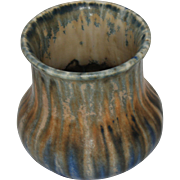 Signed Ruskin Vase, England, 1931
