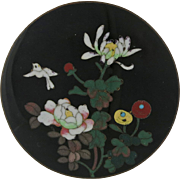 Meiji Period Japanese Cloisonne Box