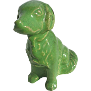 Niloak Pottery Dog Planter