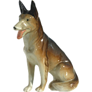 Erphila German Dog Figurine