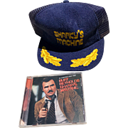 Celebrity Memorabilia from Burt Reynolds and Snuff Garrett
