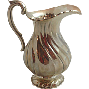 Sweet Sterling (800) German Cream Pitcher