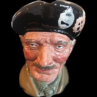 """Vintage British General """"Monty"""" Montgomery Pitcher"""