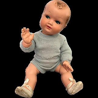 Ottolini Italian vintage doll