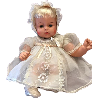 """Sweet  vintage-1962-LORRIE-doll   21"""" cm 55"""