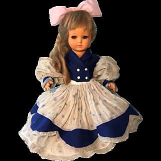Dame Furga  Of the 50s italian doll !!