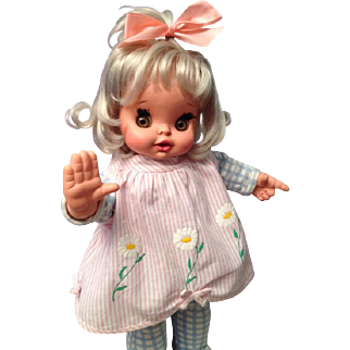 Arabella Furga Italian Doll 1966
