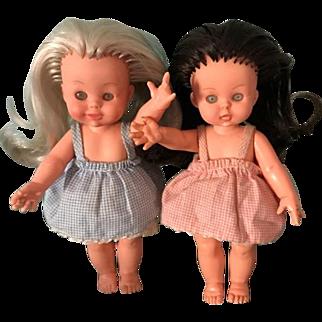 Lisa e Lucia sisters Furga