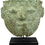 Sicán Copper Funerary Mask 900-1000 CE
