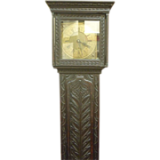18th Century Tall Case Clock or Grand Father Clock