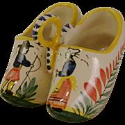 HB Quimper Petit Breton Double Shoes