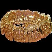 Textured MONET Bracelet