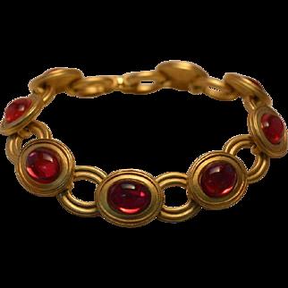 MONET Oval Link Bracelet