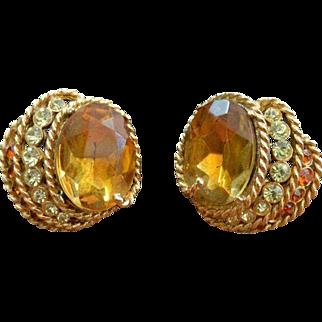 COROCRAFT Fancy Earrings